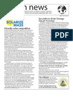 Green News Sep-Oct 2013