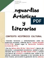 Vanguardias Literarias Segundo Medio