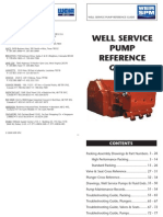 Well Service Pump Reference Guide - Weir SPM
