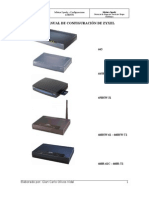 Manual de Configuracion ZyXEL Prestige