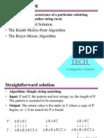 KMP Algorithm 1
