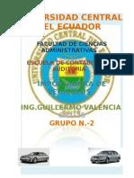 IMPORTADORA DE VEHÍCULOS
