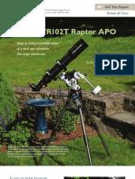 Svr 102 t Raptor