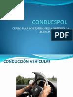 Conduccion Vehicular Presentacion Marjorie