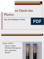 Komposisi Darah Dan Plasma