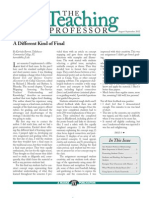 The Teaching Professor | Sample Issue
