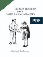 Guía Quechua Lambayecano