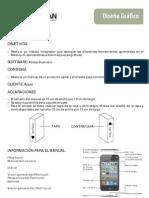 Curso de Diseño Gráfico. Evaluacion Modulo 3