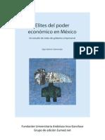 La Elites Del Poder Economico en Mexico