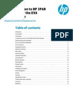 3PAR StoreServ for the EVA Administrator
