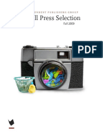 IPG Fall 2009 Small Press catalog