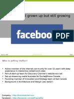 Facebook Social Media Ecosystem- Brandsential