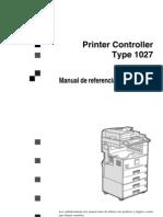 Lanier 5622 5627 Manual de Impresora 2 Af1022Print_REF2_OI_ES