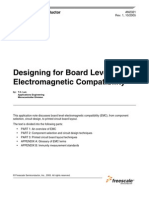 Designing for Board Level EMC AN2321