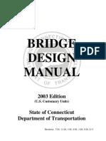 CT Bridge Design Manual