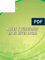 Roles y Funciones en El Nivel Local[1]
