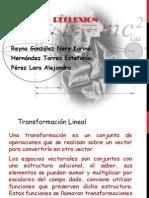Aplicación de las Transformaciones Lineales 2.ppt