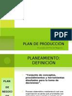 Plan Produccion 03