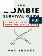 The Zombie Survival Guide by Max Brooks - Excerpt
