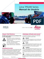 TPS400 UserManual 4.0 Portuguese