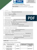 Ficha de Secretariado Jem2012