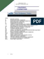 SF Administrative Code
