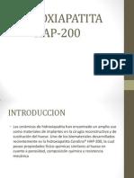 Hidroxiapatita Hap 200