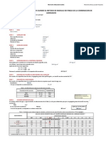 Diseño de Mezcla - Metodo Modulo de Finura