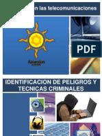 Seguridad en Las Telecomunicaciones