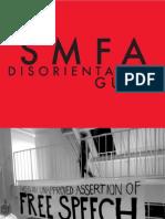2013 SMFA Disorientation Guide - Web Version
