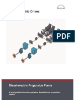 +Diesel Electric Propulsion Plants Engineering Guideline