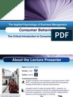 01 Consumer Behavior 2.0-The Critical Introduction to Consumer Behavior