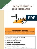 8. Conducción y Estilos de liderazgo