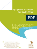 Youth Employment Strategies for South Africa