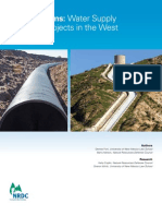 Water Pipelines Report
