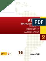 Atlas Sociolingüístico Pueblos Indigenas América Latina