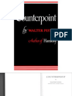 Walter Piston - Counterpoint
