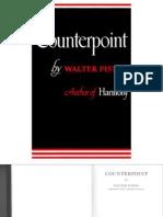 Walter Piston - Counterpoint