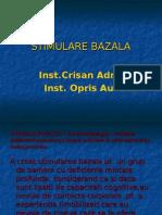 STIMULARE BAZALA