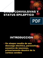 Crisis Convulsivas y Status Epileptico