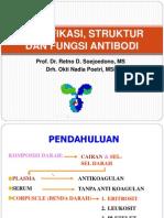 klasifikasi, struktur dan fungsi antibodi.ppt