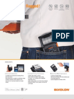 Mobile Printer SPP-R200II