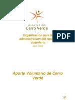 Cerro Verde(1)