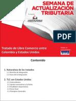 Tratado de Libre Comercio Entre Colombia y Estados Unidos