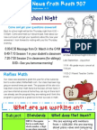 email newsletter 1