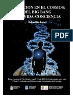 LIPARI Sebastián (de CBA)- Evolución en el Cosmos Del Big Bang a la Vida-Conciencia