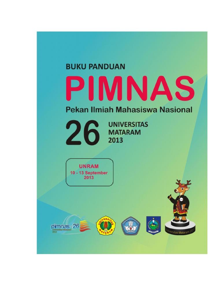 Buku Panduan Pimnas 2013 Update 2 Sept Keripik Rumput Laut By Jawaria Pal