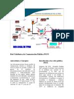 PSTN Red Telefónica de Conmutación Pública