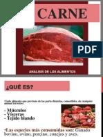 Evaluacion Carne