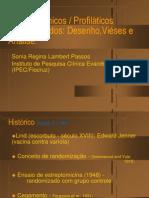 Ensaioclinico 2009 IPEC Fund Epidemio